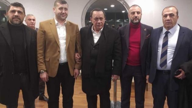 MHP'li vekilden suç örgütü lideri Çakıcı'ya karşılama