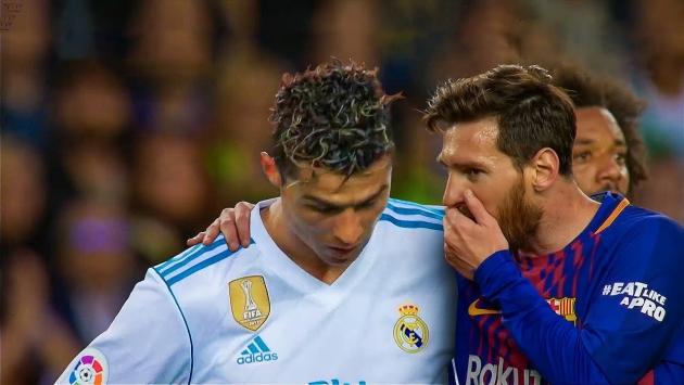 Ronaldo-Messi'den Suudilere ret