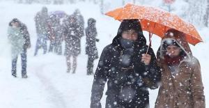 Meteoroloji Uyardı! Kar Kalınlığı 30 Santimetreye Ulaşacak