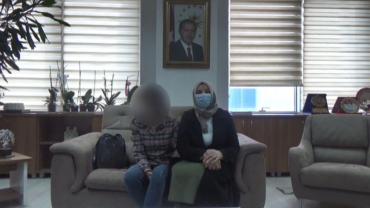 Bir aile daha ikna yoluyla PKK dan kurtarılan kızına kavuştu #1