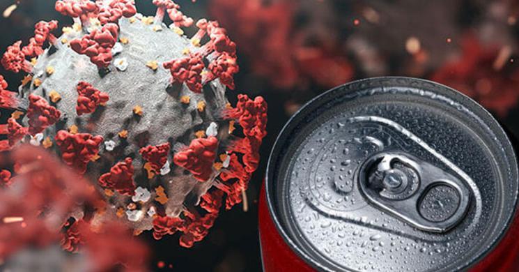Dünyadaki Tüm Koronavirüs, 0.33'lük Kola Kutusuna Sığıyor!