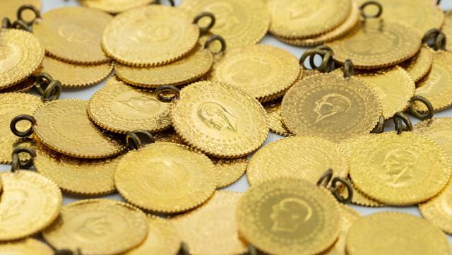 Haftanın son gününde gram altın 398 liradan işlem görüyor