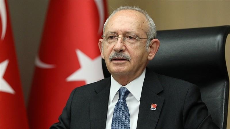 İçişleri'den Kemal Kılıçdaroğlu hakkında suç duyurusu