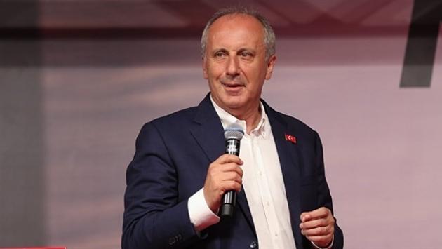 İnce'den CHP yönetimine: Yüzde 30'u geçerek onların ayarlarını bozdum