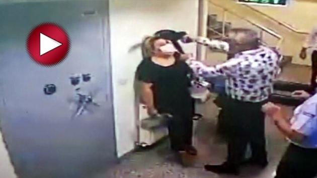 Kahramanmaraş'ta çalıştığı banka şubesinde müdürün başına silah dayadığı kadın konuştu