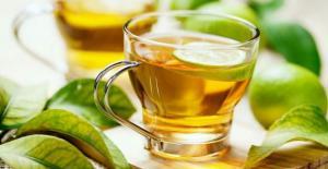 Yeşil Çay ve Maden Suyu Karışımı ile Kilo Verin