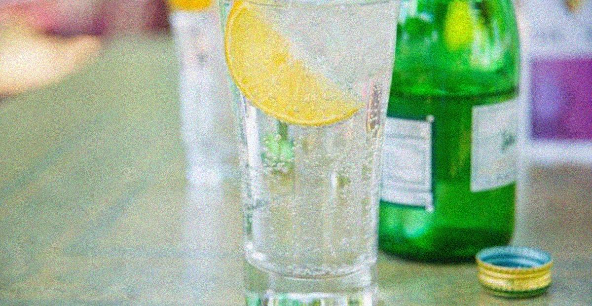 Ayırt Edebilen Gurmedir ; Maden Suyu Vs Soda