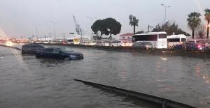 Meteoroloji İzmir ile Manisa İçin Uyarı Verdi!