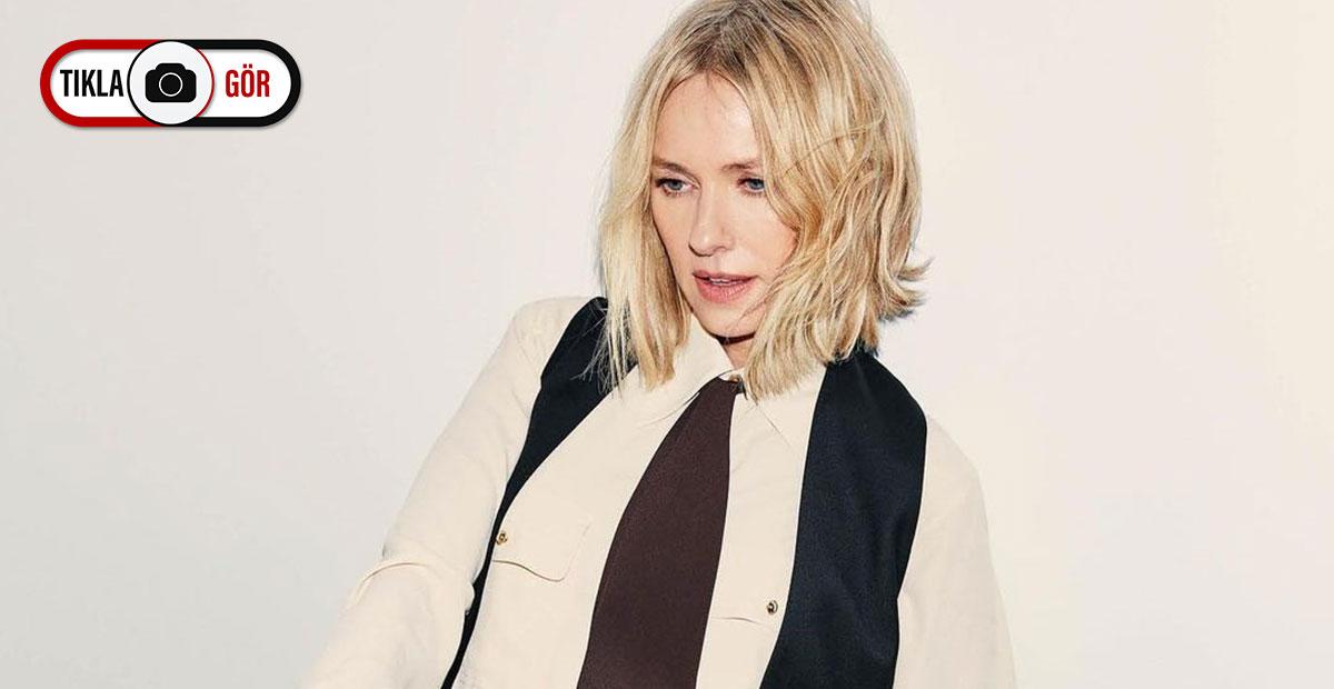 Naomi Watts Güzellik Sırlarını Anlattı