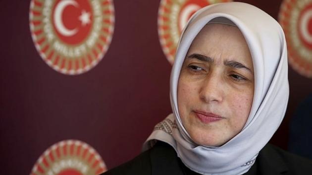 Özlem Zengin: Kadın hakları, kadın hakları; ben ilk başörtülü grup başkan vekiliyim