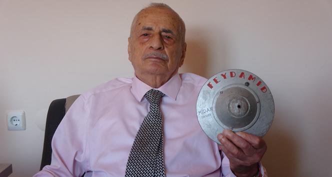 UFO tasarlayan Fevzi dede ömrünü Türkiye'nin ilk uzay projesine adadı