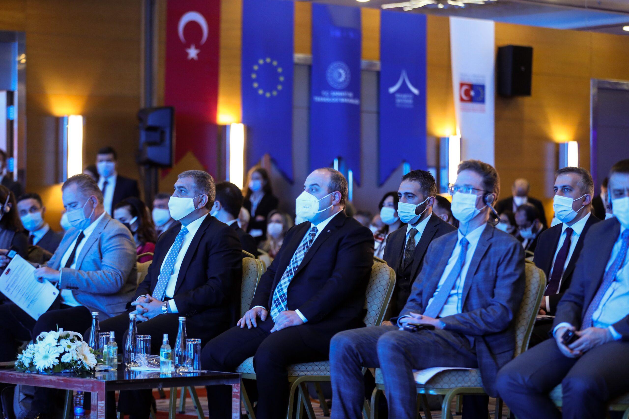 """Bakan Varank: """"Ülkemizin geleceğini Avrupa'da görüyoruz"""""""