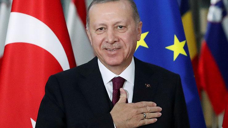 Cumhurbaşkanı Erdoğan'dan Hamursuz Bayramı 27 Mart Dünya Tiyatro...