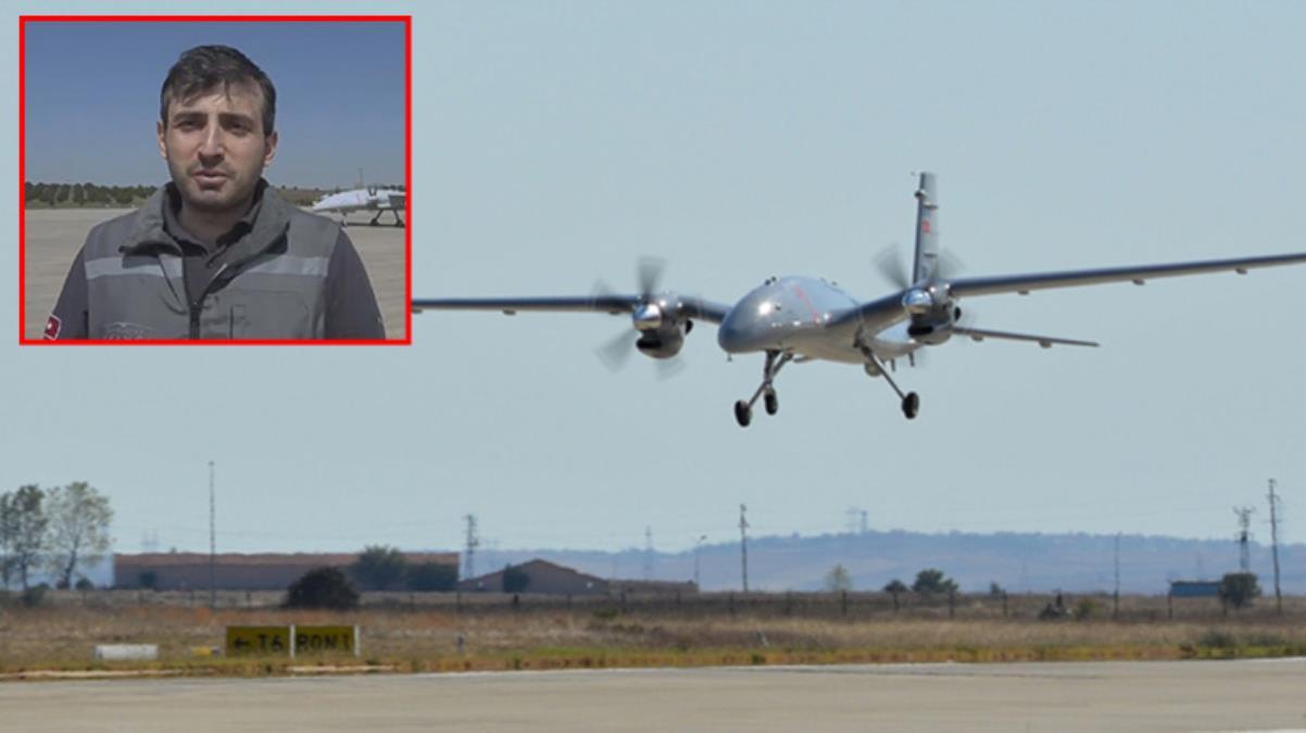 'Daha fazla yerde tutamadık' diyen Selçuk Bayraktar müjdeyi verdi: AKINCI PT-3 ilk uçuşunu başarıyla tamamladı