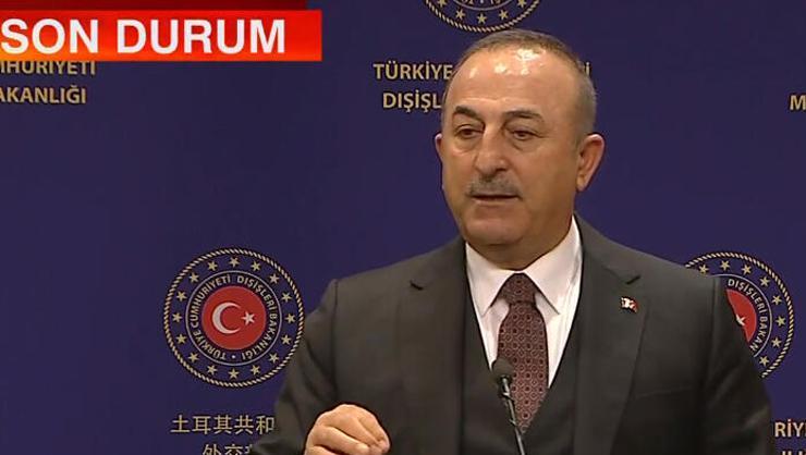 Dışişleri Bakanı Çavuşoğlundan flaş vize açıklaması