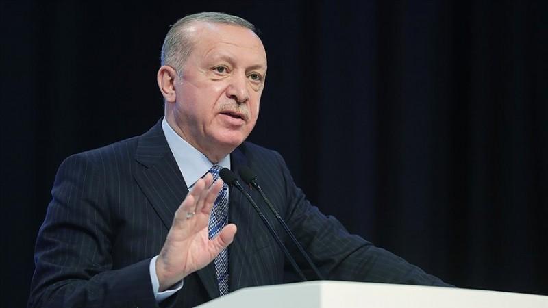 Erdoğan'dan Erbakan mesajı: 94 ruhuyla çalışmaya devam edeceğiz