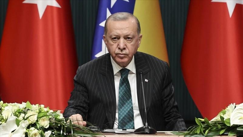 Erdoğan: Mısır halkı bizimle ters düşmez
