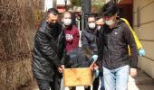 İnşaat işçisi genç adam boğazı kesilerek vahşice katledildi
