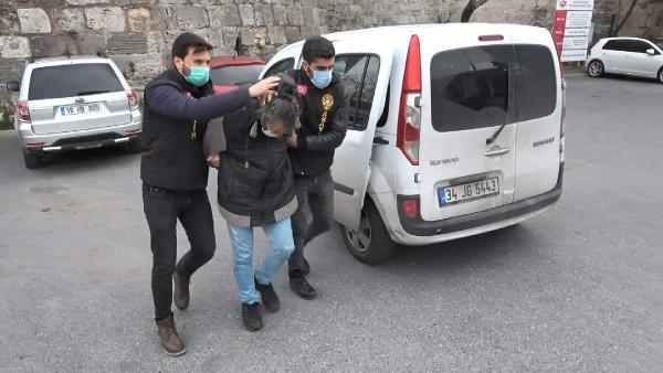 Fatih'te çocuklara taciz iddiası; kameradaki şüpheli tutuklandı