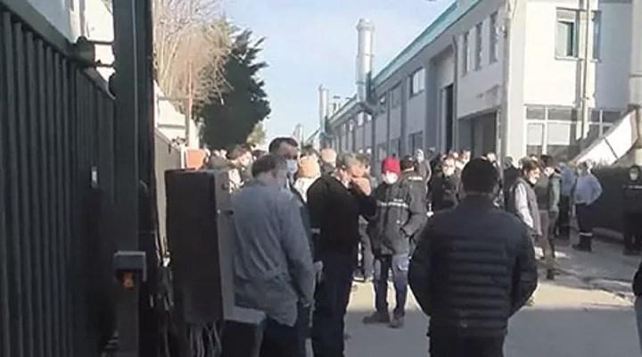 İstanbul Arnavutköy'de deri fabrikasında patlama: 3 yaralı
