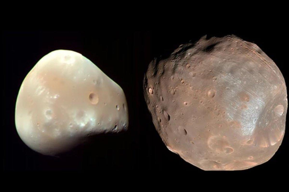 Phobos ve Deimos