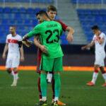 Norveç - Türkiye maçı sonrası Uğurcan Çakır'dan Sörloth paylaşımı