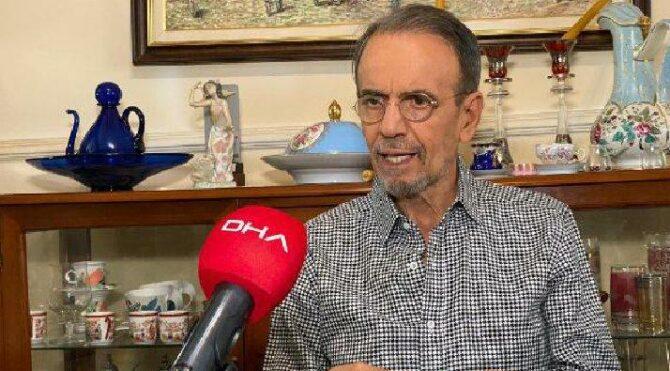 Prof. Dr. Mehmet Ceyhan müjdeli haberi verdi