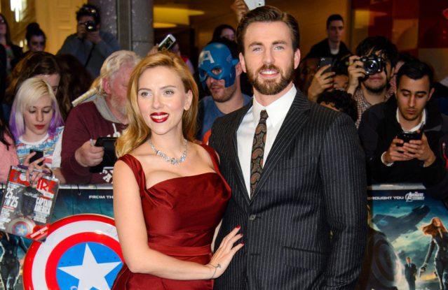 Scarlett Johansson, Marvel'a şüpheyle yaklaşmış!