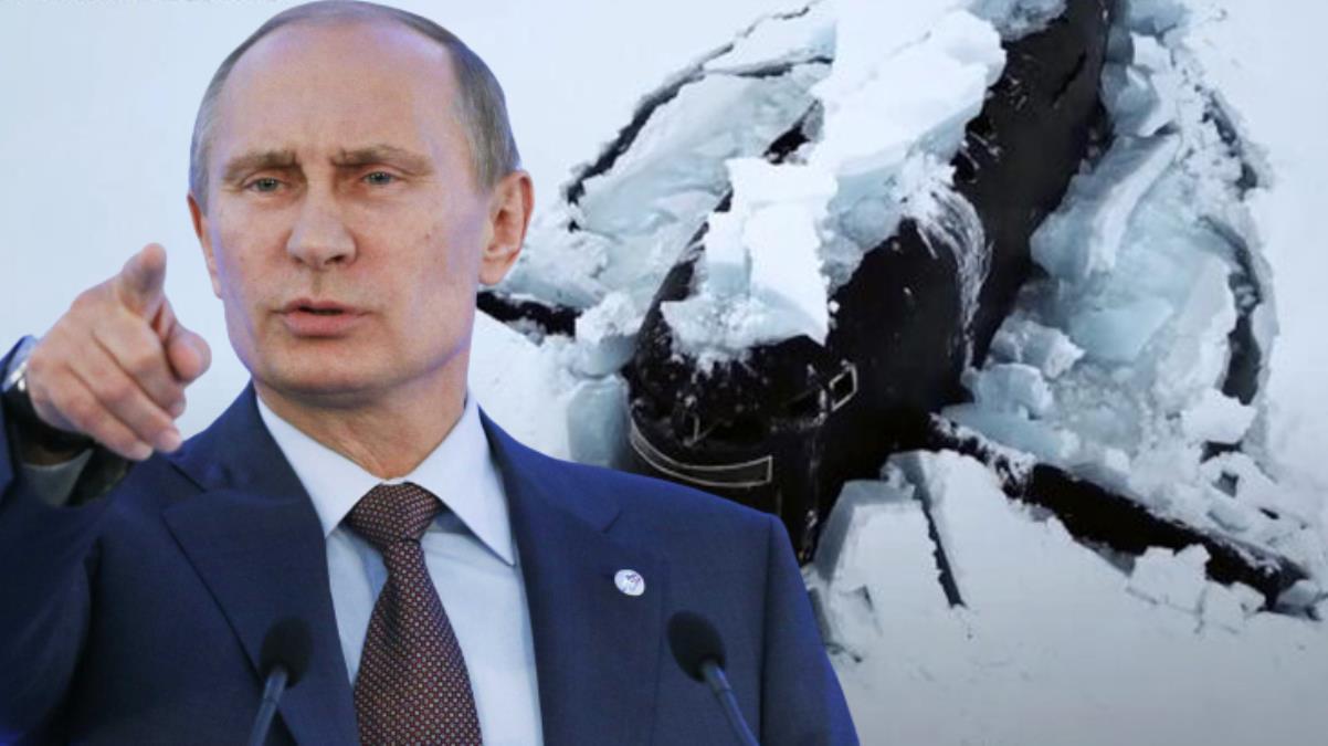 Tarihte bir benzeri yok! Putin'den 3 denizaltıyla nükleer gözdağı