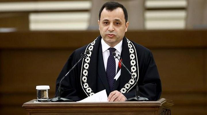 AYM Başkanı Arslan: Hukuk sistemimizin gözden geçirilmesi zorunludur