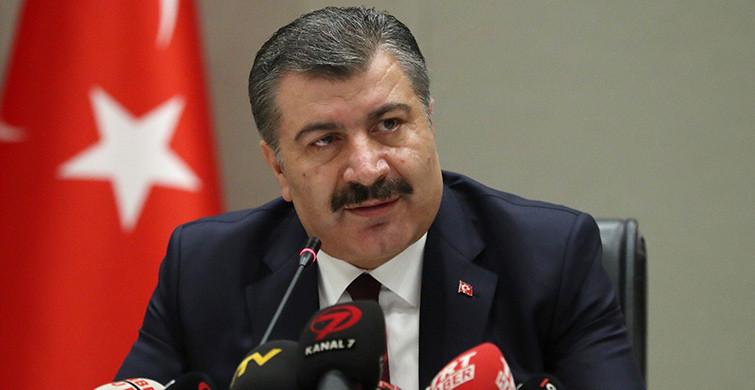 Bakan Koca Açıkladı! İstanbul'da Vakalar Yüzde 20...