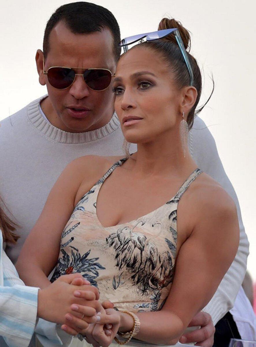 Jennifer Lopez in ihanet korkusu #1