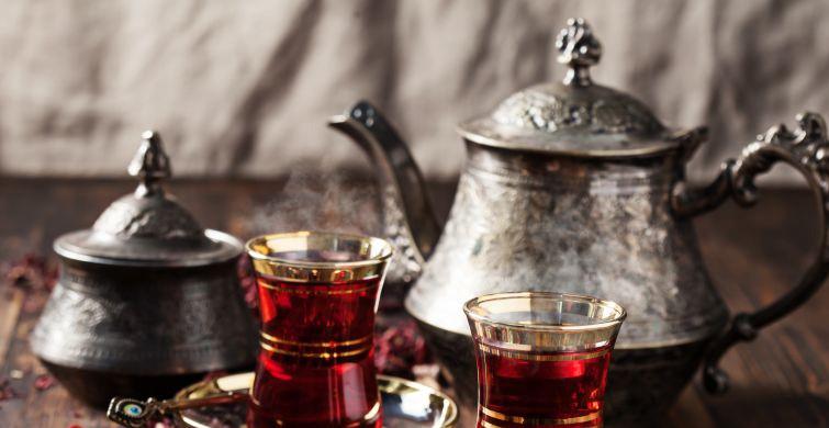Kararında Tüketilen Çay Kalbi Koruyor