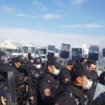 Kobane davası | Duruşma takibi yapan gazeteciler gözaltına alındı!