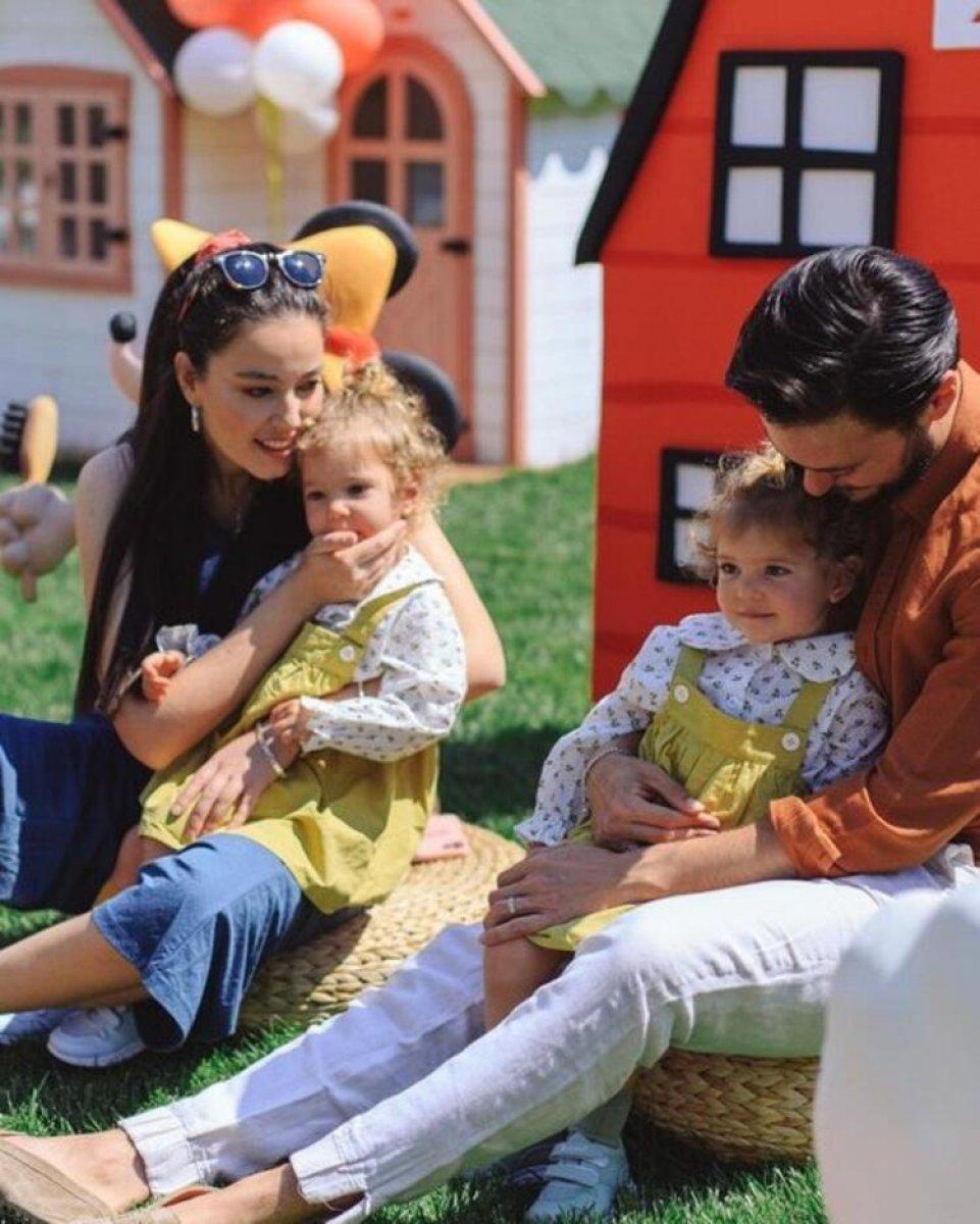 Pelin Akil - Anıl Altan çiftinin kızları 2 yaşında #2
