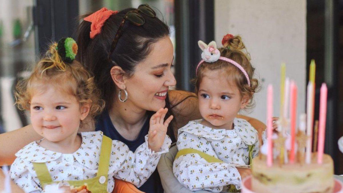 Pelin Akil - Anıl Altan çiftinin kızları 2 yaşında
