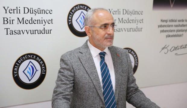 Yalçın Topçu'dan, sözde Ermeni soykırımı açıklaması: İftiralarla bizi sindiremeyecekler!