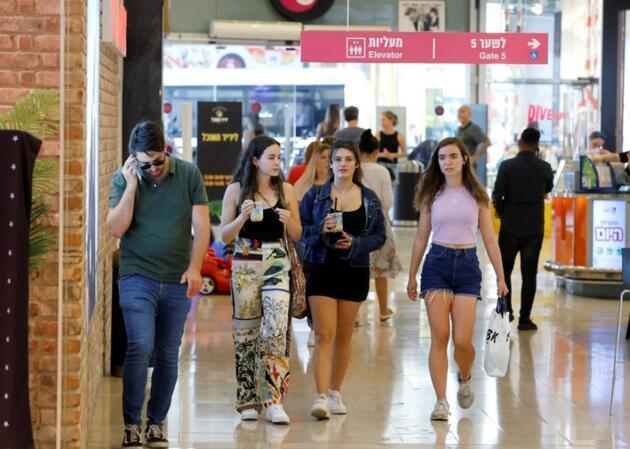 İsrail'de 'Delta varyantı' alarmı: Kapalı alanda maske takma zorunluluğu geri geldi