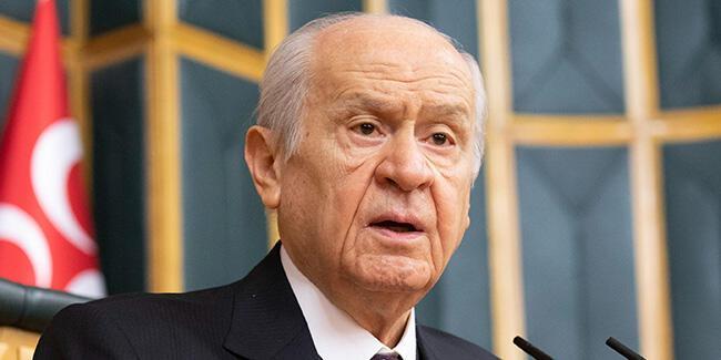 Bahçeli: Kıbrıs'ta iki ayrı devlet varlığı artık herkesçe kabul edilmelidir